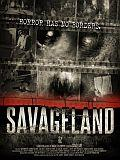 Savageland Cover