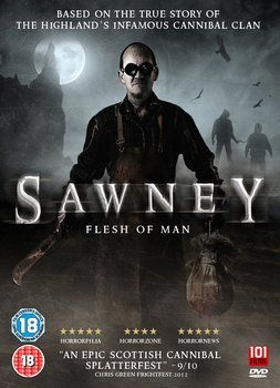 Sawney Flesh Of Man Dvd Cover