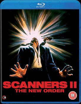 Scanners 2 Blu Ray Cover