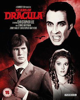 Scars Of Dracula Cover