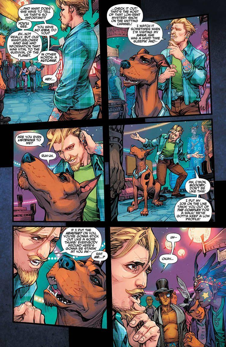Scooby Apocalypse 1 04