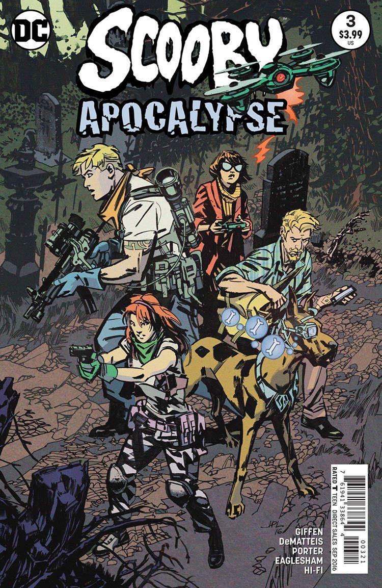 Scooby Apocalypse 3 01