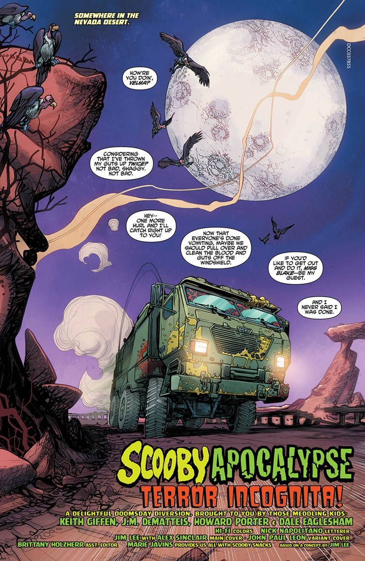 Scooby Apocalypse 3 02