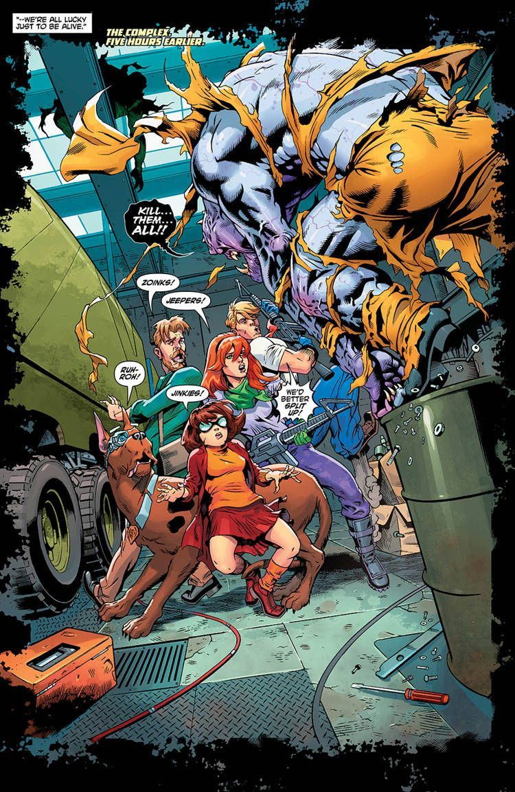Scooby Apocalypse 3 05