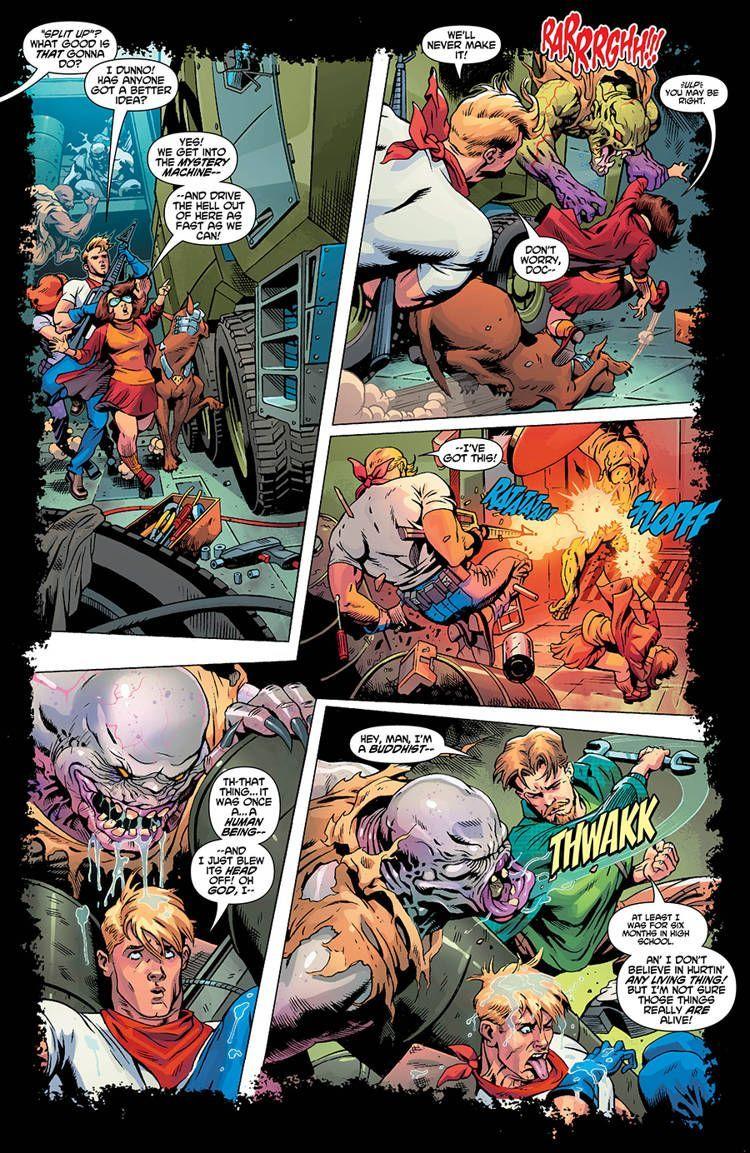 Scooby Apocalypse 3 06