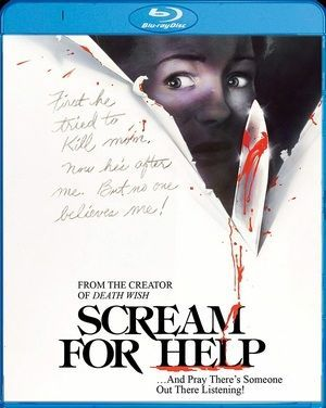 Scream For Help Blu Ray Poster
