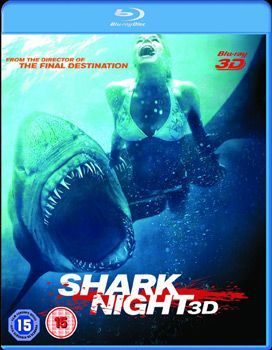 Shark Night 3d Blu Ray
