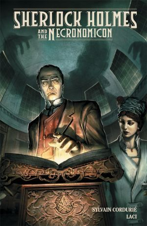 Sherlock Holmes And The Necronomicon 00