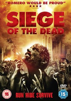 Siege Of The Dead Dvd Cover