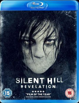 Silent Hill Revelation Blu Ray Cover