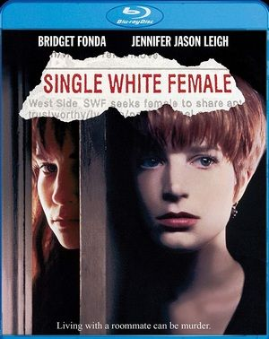 Single White Female Blu Ray Poster