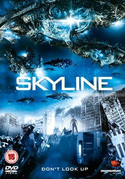 Skyline Dvd Cover