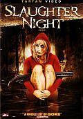 Slaughter Night Cover
