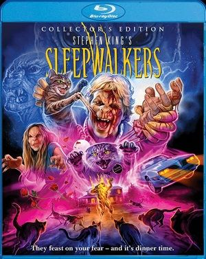 Sleepwalkers Blu Ray Poster