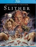 Slither Blu Ray Cover