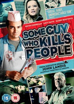 Some Guy Who Kills People Dvd Cover