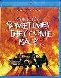 Sometimes They Come Back Blu Ray Cover