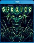 Species Blu Ray Cover