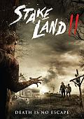 Stake Land Ii Cover