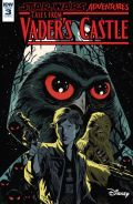 Star Wars Vaders Castle 3 Cover