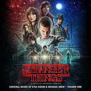 Stranger Things Volume 1 Poster