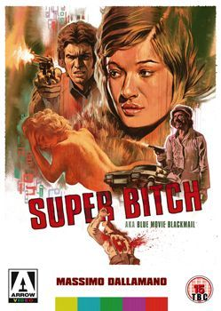 Super Bitch Dvd Cover