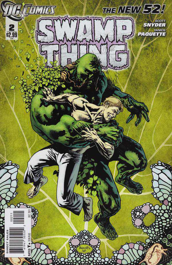 Swamp Thing Volume 1 01