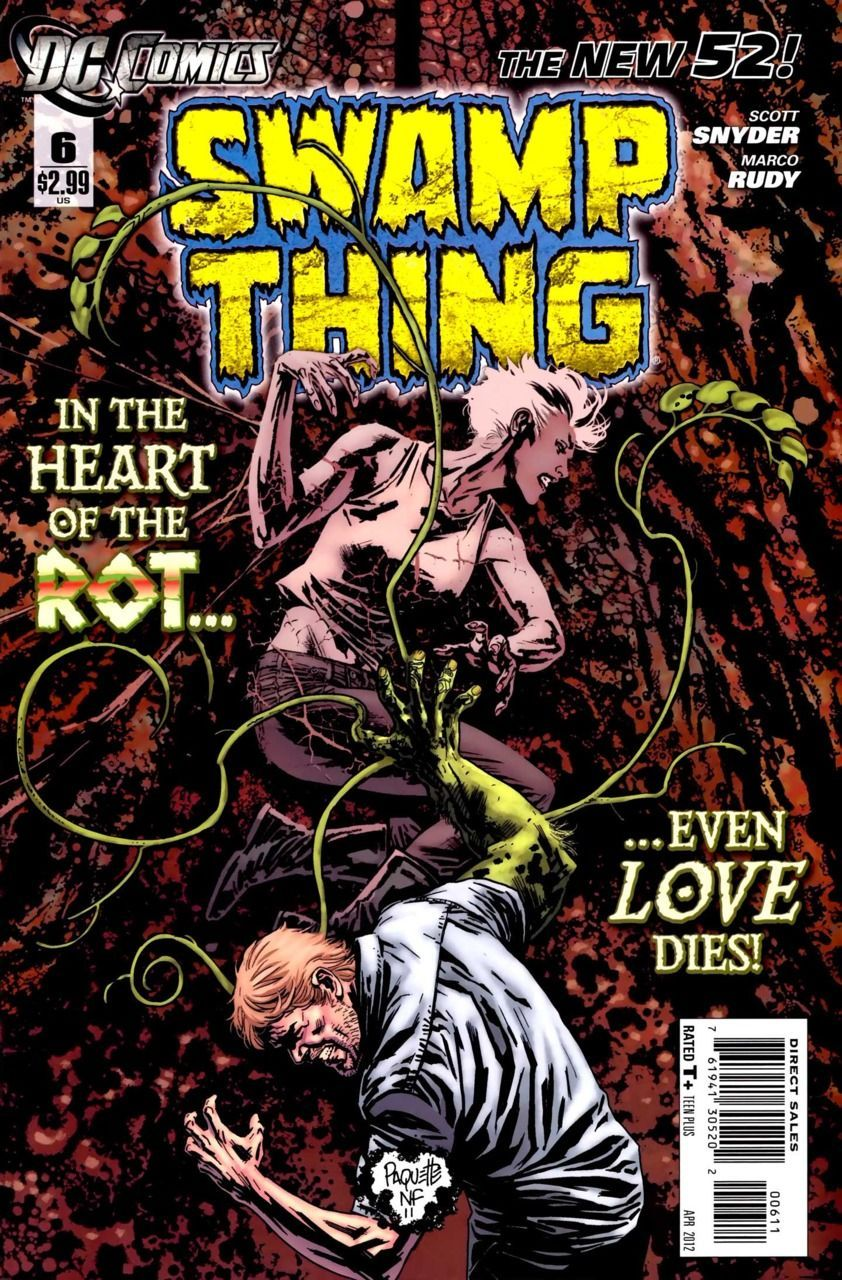 Swamp Thing Volume 1 05