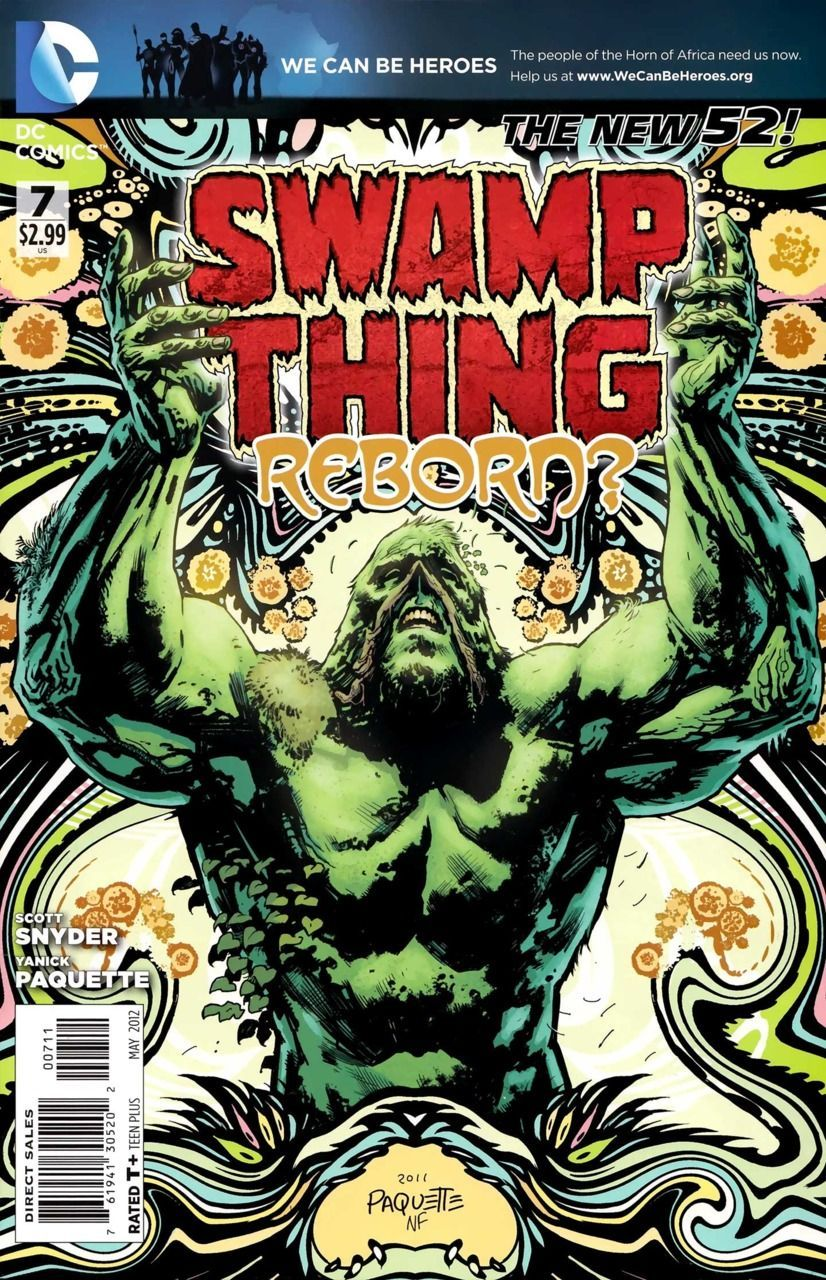 Swamp Thing Volume 1 06