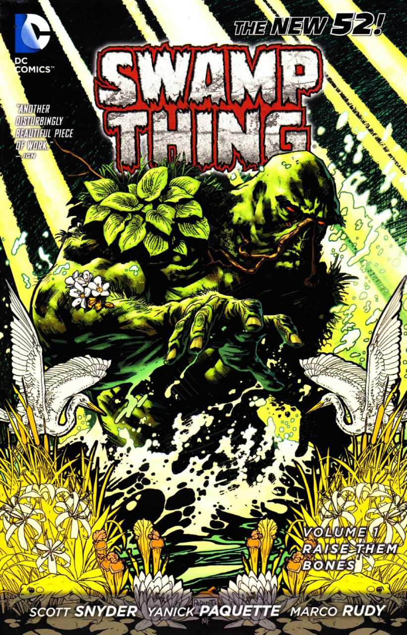 swamp thing volume 1 00