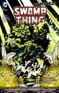 Swamp Thing Volume 1 Cover