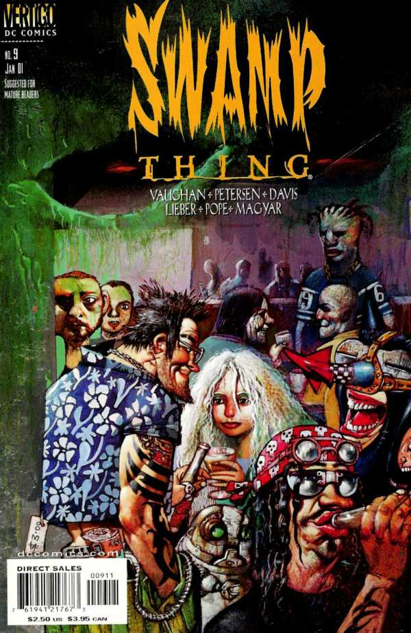 Swamp Thing 09