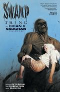 Swamp Thing Volume One Cover