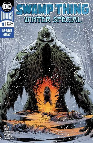 Swamp Thing Winter Special 00