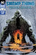 Swamp Thing Winter Special Cover