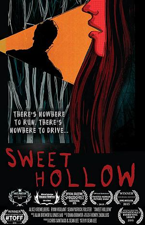 Sweet Hollow Poster