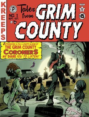 Tales From Grim County 1 00