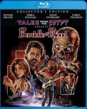 Tales From The Crypt Presents Bordello Of Blood Poster