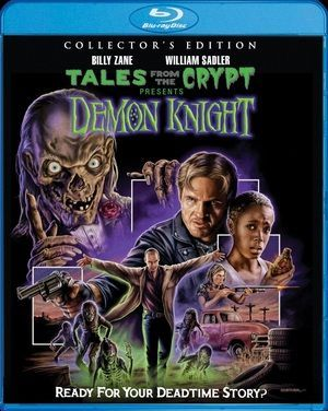 Tales From The Crypt Presents Demon Knight Poster