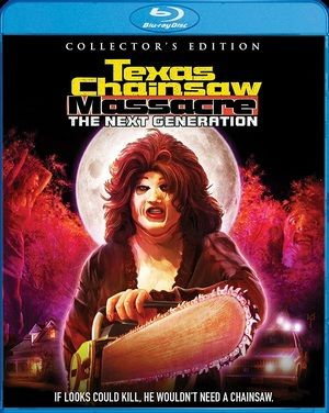 Texas Chainsaw Massacre 4 Blu Ray Poster