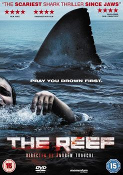 The Reef Dvd Cover