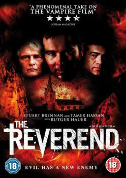 The Reverend Dvd Cover