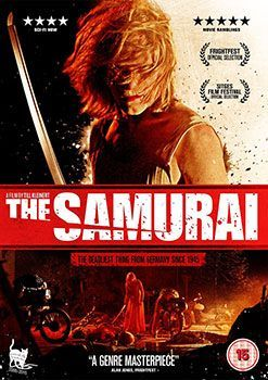 The Samurai Dvd