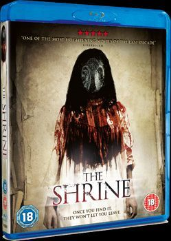 The Shrine Blu Cover