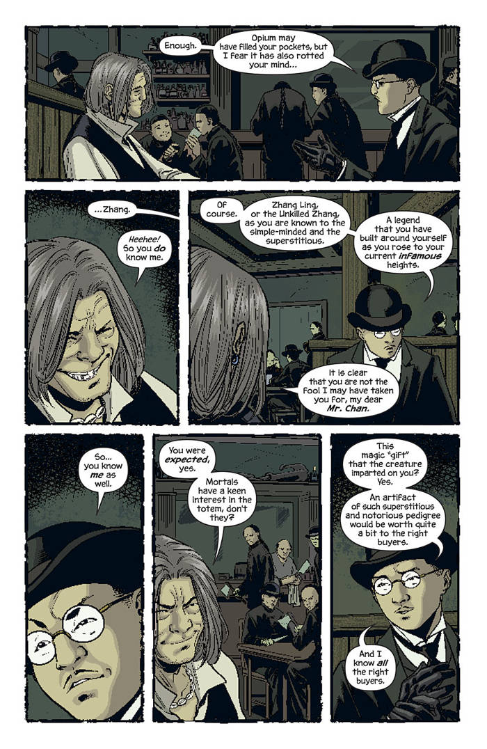 The Sixth Gun Days Of The Dead 04