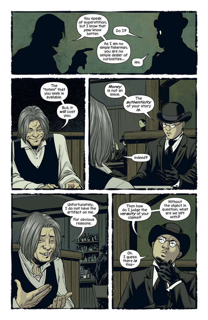 The Sixth Gun Days Of The Dead 05