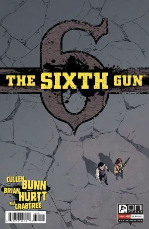 The Sixth Gun 48 00
