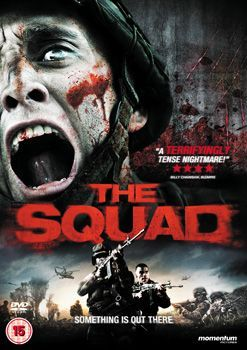 The Squad Dvd Cover