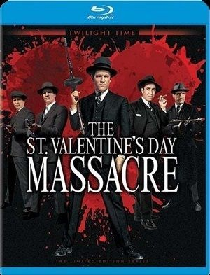 The St Valentines Day Massacre Poster
