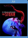 The Strain The Complete Second Season Cover